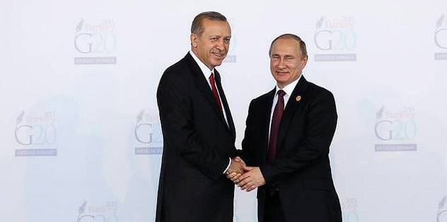 İlk prova Rusya ile Antalya'da