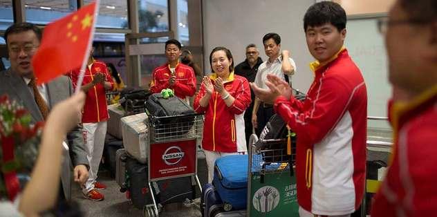 Çin Rio'ya gidecek vatandaşlarını uyardı