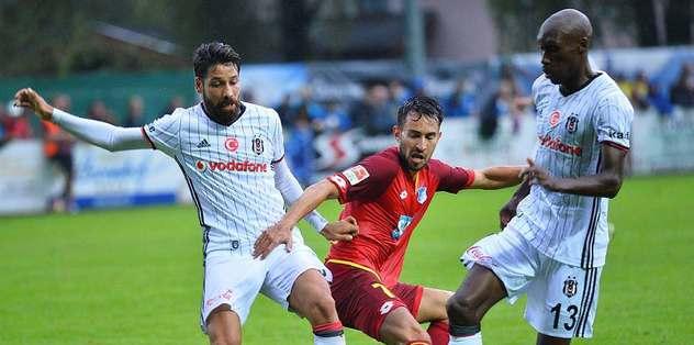 Beşiktaş'ın rakibi Eibar