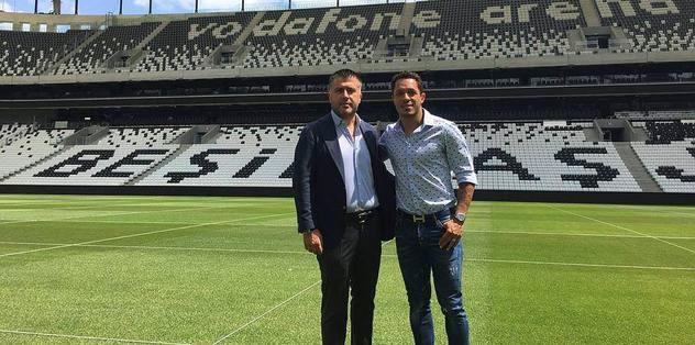 Adriano: Beşiktaş, Barcelona gibi