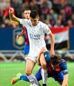 Leicester City parayı bastırdı