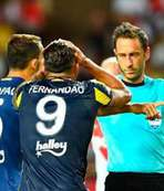 Disgrace from referee Dias