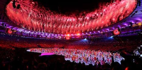 Olimpiyat heyecanı başladı