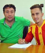 Stevanovic, Kayserispor'da
