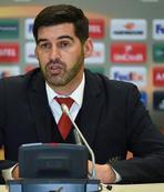 Shakhtar Donetsk Teknik Direktörü Fonseca:
