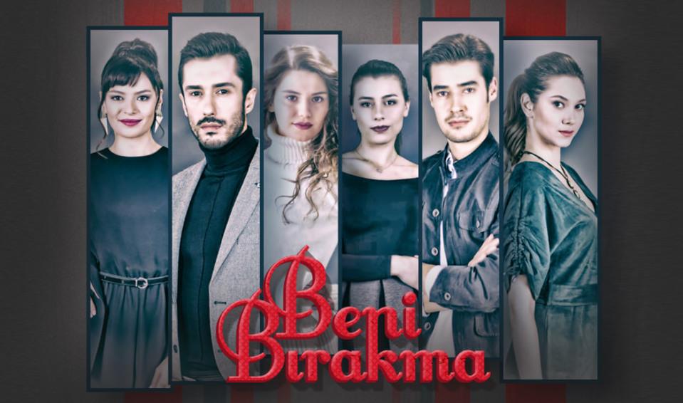 BENİ BIRAKMA