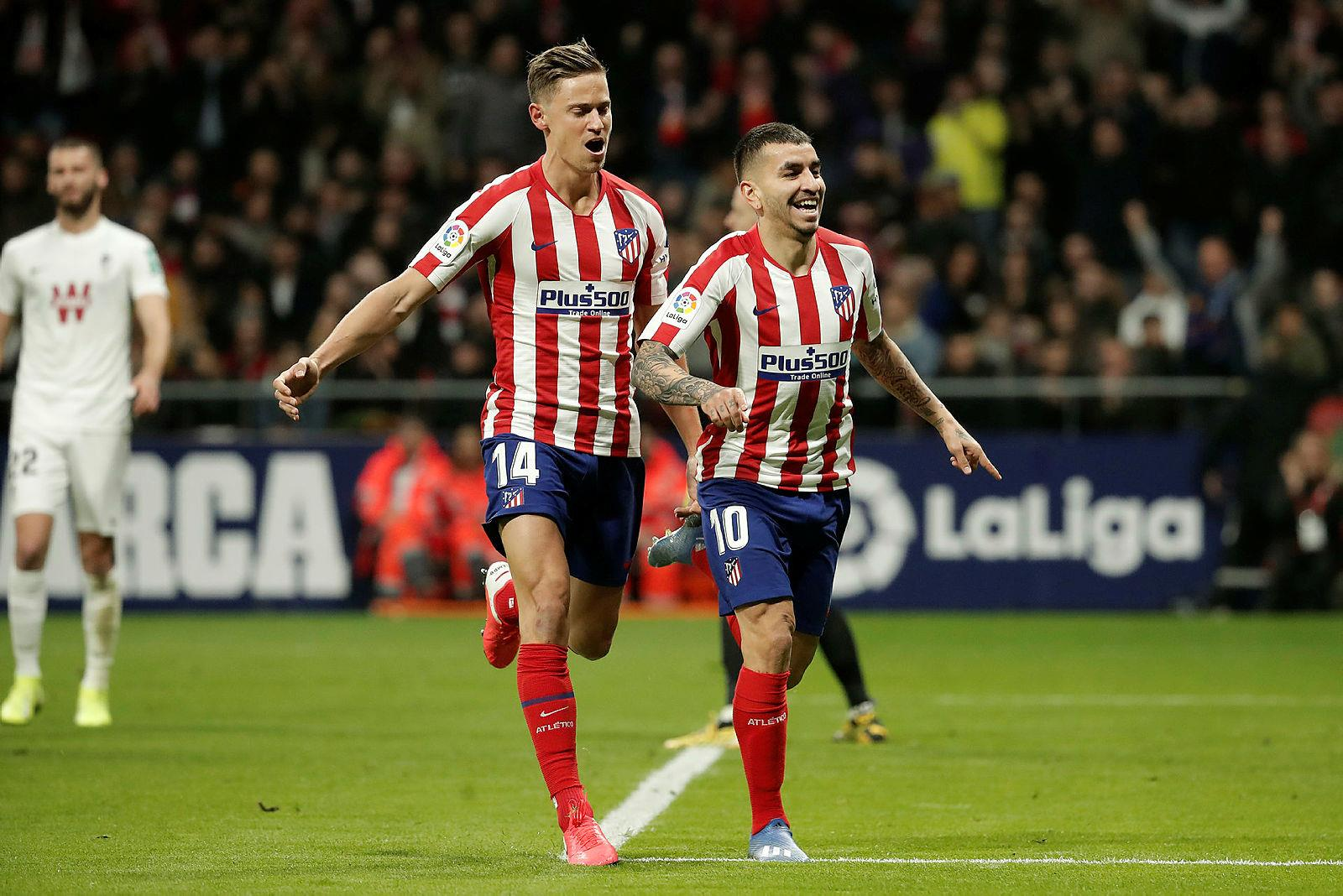 Xem lại Atletico Madrid vs Granada highlights & video full match