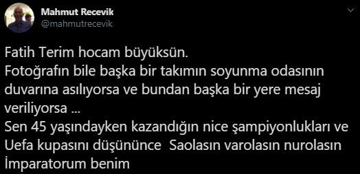 1592558538882 - Erol Bulut'un paylaşımı olay oldu! Galatasaraylı yönetici...