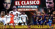 5 - Barcelona 3-3 Real Madrid - La Liga - 2007