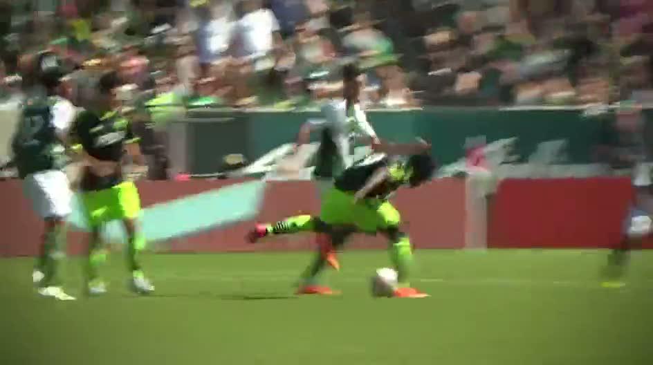 Obafemi Martins'ten olağanüstü goller