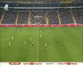 Fenerbahçe-Bursaspor (ÖZET)