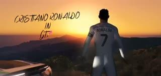 Cristiano Ronaldo ve GTA 5