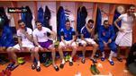 VIDEO | Arda takımı Çipras'la tek tek tanıştırdı