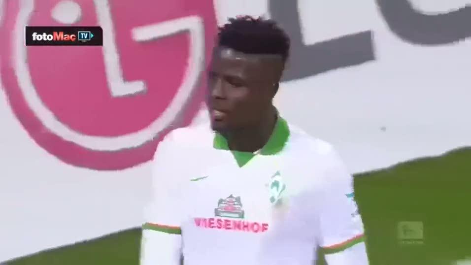 Djioboji'den kendi kalesine mükemmel gol