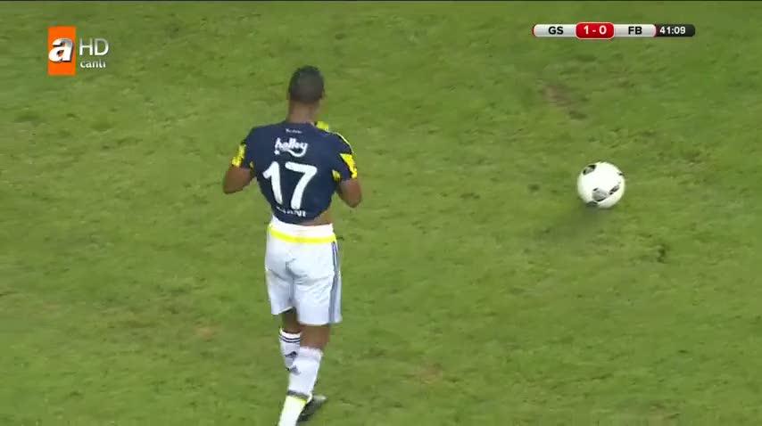 Pereira'nın bu görüntüsü büyük tepki topladı!