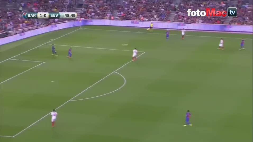 Camp Nou'da Arda şov