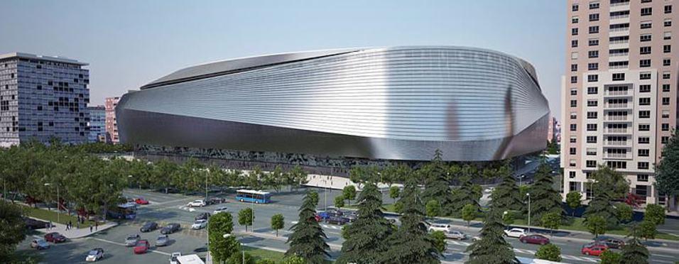 Real Madrid'in yeni stadı için onay çıktı