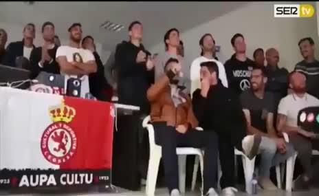 Real Madrid ile eşleşen Cultural futbolcularının tepkisi!