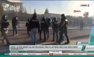 Şenes Erzik'ten Lyon - Beşiktaş yorumu