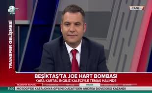 Beşiktaş'tan Joe Hart bombası