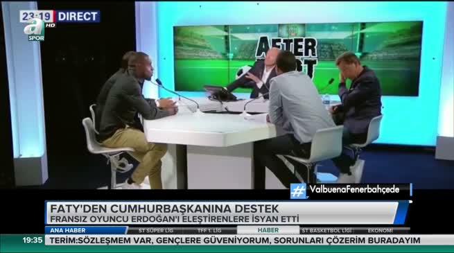Faty'den Cumhurbaşkanı Erdoğan'a destek