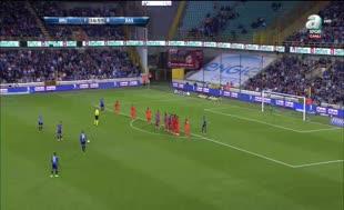 Club Brugge 2-0 Başakşehir  (16' Denswil)