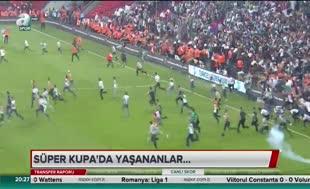Süper Kupa maçı sonrası Pepe'ye tekme!