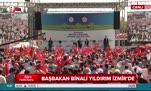 Başbakan Binali Yıldırım 3 stadın temel atma töreninde konuştu
