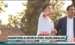Samir Nasri A Spor'a konuştu