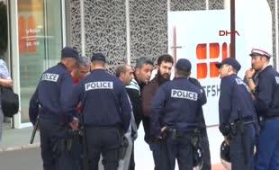 Türk vatandaşları stada alınmadı!