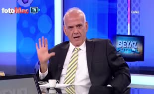 Ahmet Çakar'dan kareografi tepkisi