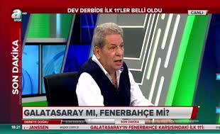 """""""Fener - Galatasaray maçı 5 yıldız maç"""""""