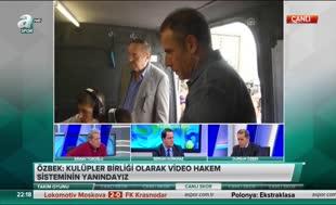 Dursun Özbek'ten Belhanda itirafı!
