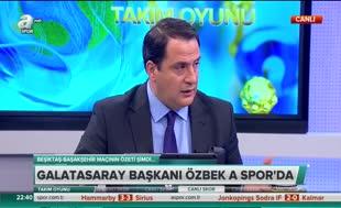 Dursun Özbek'ten koreografi açıklaması