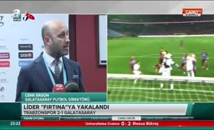 Cenk Ergün'den Aykut Kocaman'a cevap!