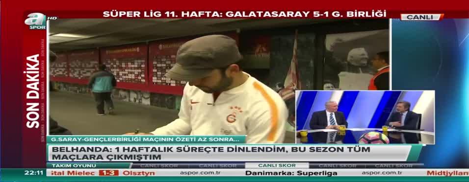 """Galatasaray 80 puanla şampiyon..."""