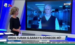 Galatasaray'ın Arda planı