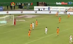 Dirar'ın Fas Milli Takımını Dünya Kupası'na taşıyan golü