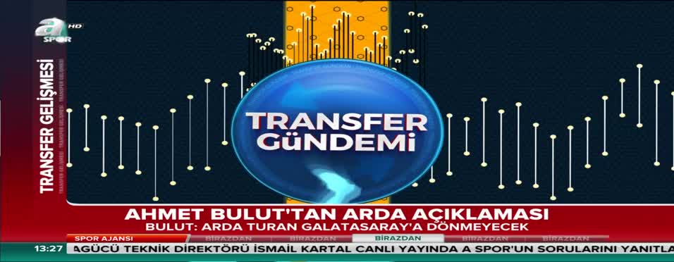 Ahmet Bulut'tan Arda Turan açıklaması