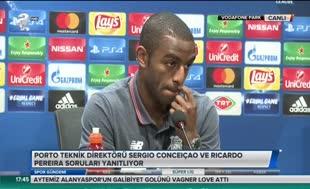 Porto'lu futbolcudan Quaresma yorumu