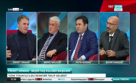 Orman'dan Fenerbahçe ve Galatasaraylıları kızdıracak sözler