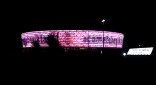 Azerbeycan'dan Beşiktaş'a siyah- beyaz destek