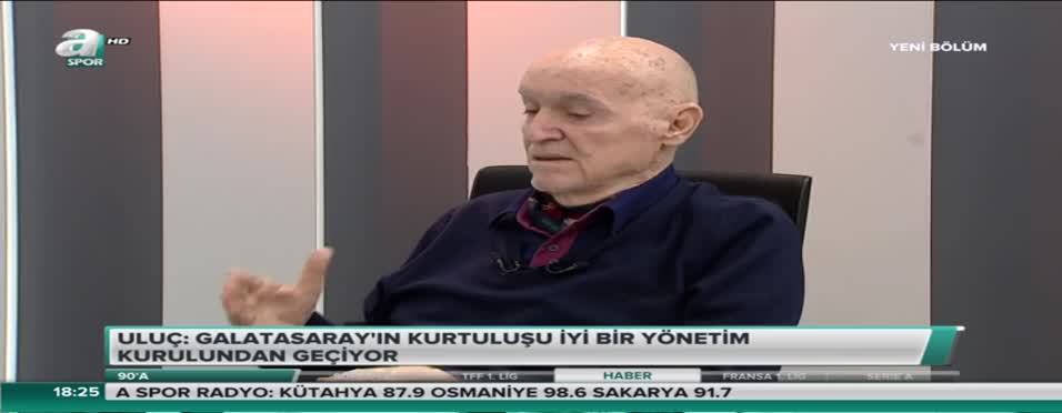 Hıncal Uluç: Tudor'u Dursun Özbek bitirdi!