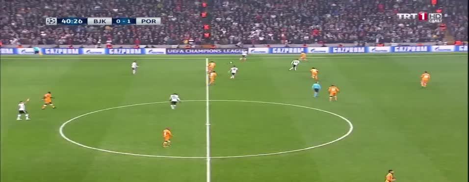 İşte Talisca'nın Porto ağlarına attığı gol