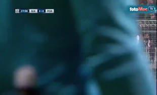 Beşiktaş - Porto maçı golleri ve önemli pozisyonları