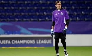 Casillas'tan övgü dolu Beşiktaş sözleri...