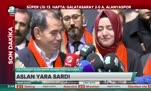 Bakan Kaya Galatasaray maçı sonrası konuştu