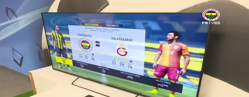 Giuliano'dan Galatasaray'a 5 gol
