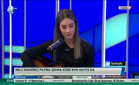 Fatma Zehra Köse mest etti