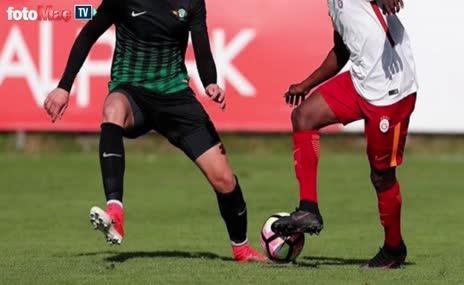 Galatasaray'a uçan Nijeryalı